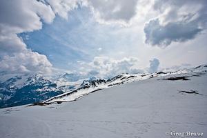 Grindelwald area