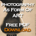 Photography as form of art