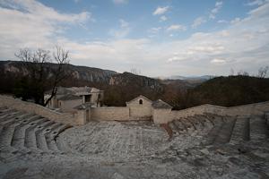 Monodendri Village Amphitheatre 1