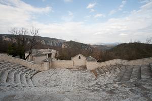 Monodendri Village Amphitheatre 2