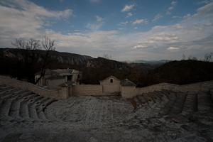 Monodendri Village Amphitheatre 3