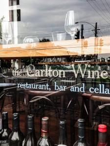 Restaurant in Carlton, Victoria, Australia