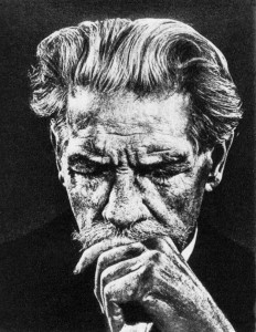 Albert Schweitzer - portrait by Yousuf Karsh
