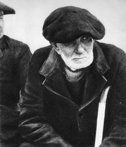 Old Sailor - Portrait by Paul Strand