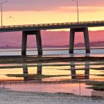 Bridge from San Remo to Phillip Island, Victoria, Australia