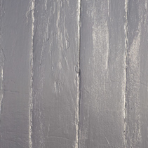 Silver painted wooden planks background texture