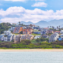 Luxury real estate at Coffs Harbour, New South Wales, Australia