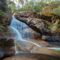 Ladies Bath Falls, Mount Buffalo, Australia
