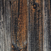 Old wooden planks fence background texture
