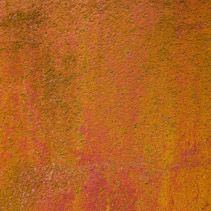 Grungy rusty painted metal background texture