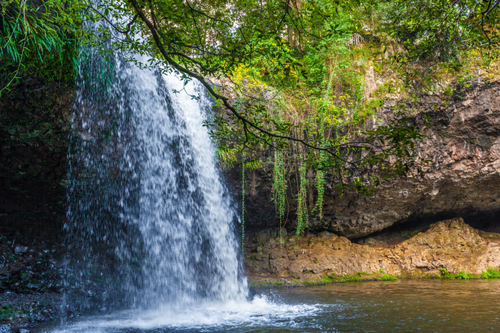 Killen falls, New South Wales, Australia