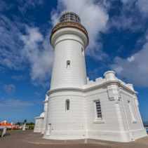 Cape Byron Lighthouse in Byron Bay, NSW, Australia