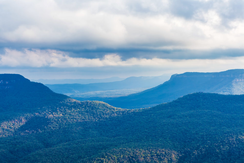 Blue Mountains, Katoomba, Australia