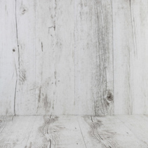 White rustic wood background table. Vertical image with copy space