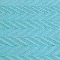 Soft turquoise fabric with arrow pattern background texture pattern