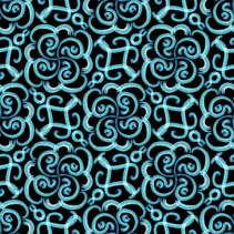 Middle east concept abstract seamless pattern